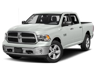 2018 Ram 1500 0% Financing up to 72 Months! Truck Crew Cab