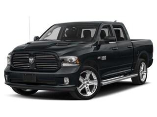 2018 Ram 1500 Sport | 4X4 | Short Box | Truck Crew Cab