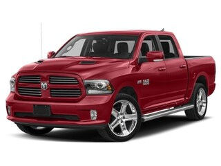 2018 Ram 1500 Up To $14000 in Total Savings!! Truck Crew Cab