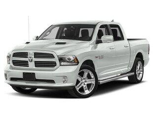 2018 Ram 1500 Night Crew Cab Pickup