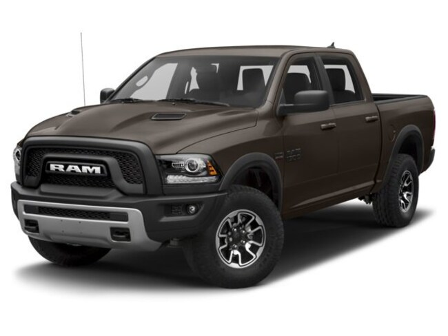 2018 Ram 1500 Rebel (DISC) Truck Crew Cab