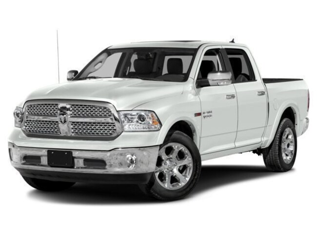 New 2018 Ram 1500 LARAMIE/4X4/DIESEL/NAV/LOADED!!! Truck Crew Cab in Milton, ON