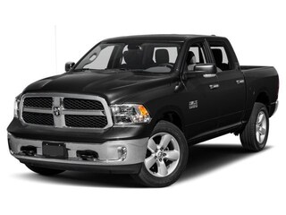 2018 Ram 1500 Big Horn - Heated Seats - $294.79 B/W