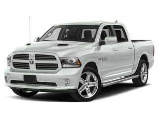 2018 Ram 1500 SAVE UP TO $12,750 ON ALL IN STOCK 2018 RAM 1500! Truck Crew Cab