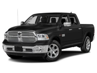 New 2018 Ram 1500 Laramie Truck Crew Cab for sale in Cold Lake AB