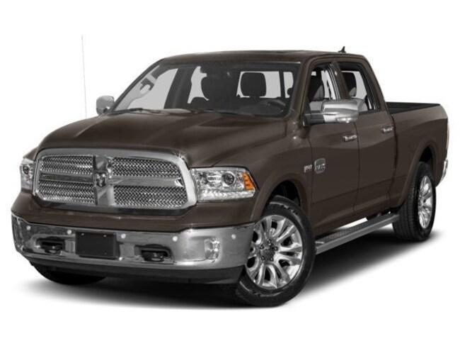 2018 Ram 1500 Laramie Longhorn Truck Crew Cab