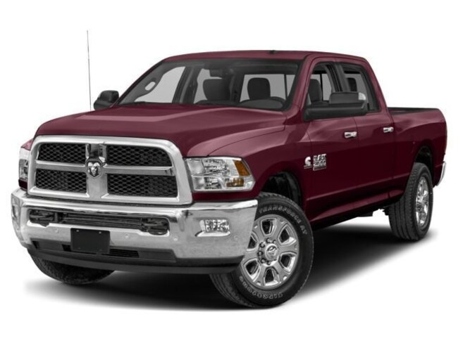 New 2018 Ram 2500 SLT Truck Crew Cab for sale/lease in St. Paul, AB
