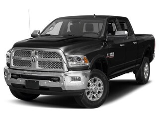 New 2018 Ram 2500 Laramie Truck Crew Cab 3C6UR5FL4JG321081 18345 Brilliant Blk Crystal Prl for Sale in Fort Saskatchewan