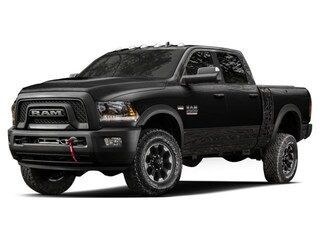 New 2018 Ram 2500 Power Wagon Truck Crew Cab in Whitecourt, AB