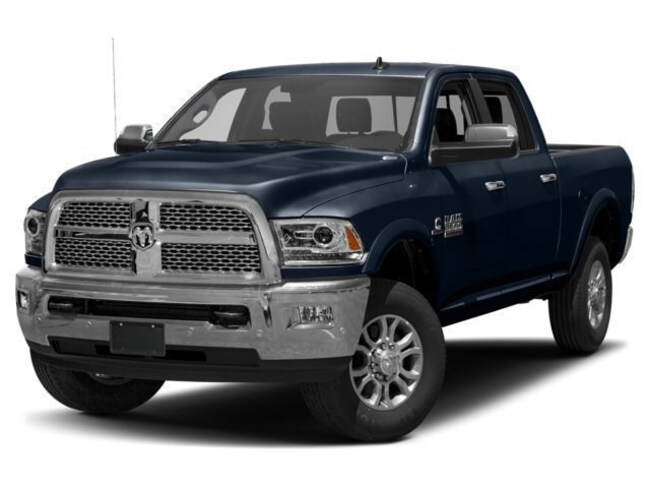 2018 Ram 3500 Limited Tungsten Edition Truck Crew Cab