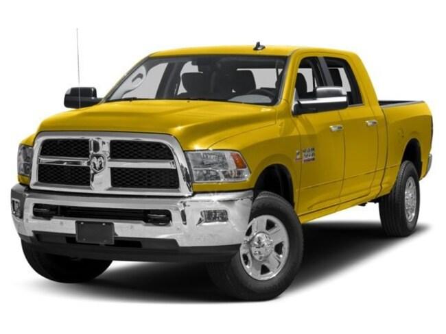 2018 Ram 3500 SLT Truck Mega Cab