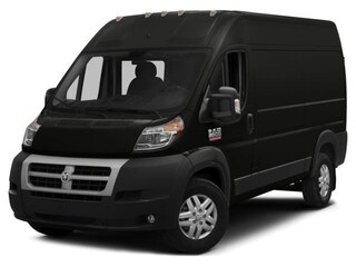 2018 Ram ProMaster 2500 High Roof 136 in. WB Van Cargo