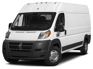 2018 Ram ProMaster 3500 High Roof - Only 10,000 km's