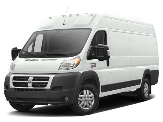 2018 Ram ProMaster 3500 High Roof Extended 159 in. WB Van Extended Cargo Van