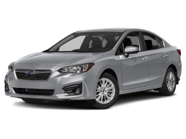 2018 Subaru Impreza CONVENIENCE Sedan