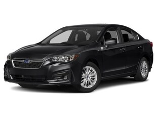 2018 Subaru Impreza 2.0 SPORT 4 DOOR AUTOMATIC Sedan