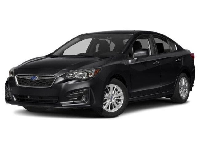 2018 Subaru Impreza Touring Sedan