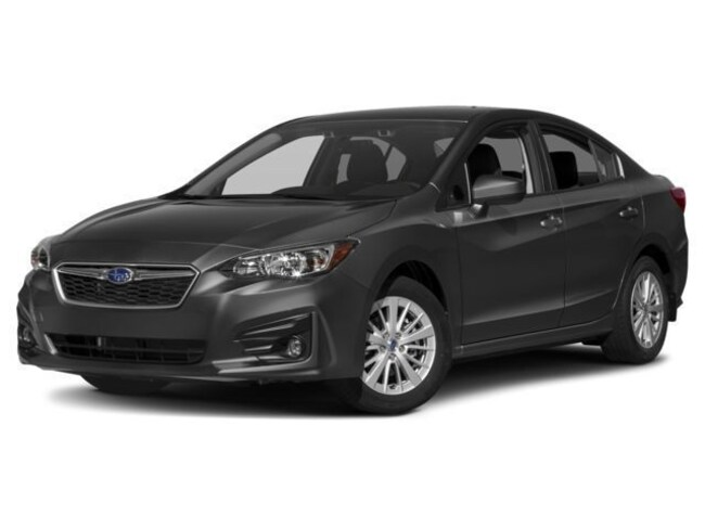 2018 Subaru Impreza 2.0i Premium 4-door CVT Sedan