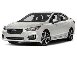 2018 Subaru Impreza Sport-tech w/EyeSight Package Sedan