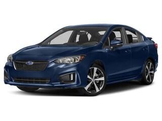 2018 Subaru Impreza 4Dr Sport-Tech CVT w/ Eyesight Sedan