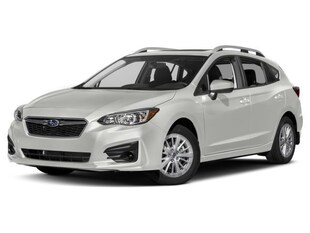 2018 Subaru Impreza 5Dr Sport CVT w/ Eyesight Hatchback