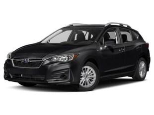 2018 Subaru Impreza Touring Hatchback