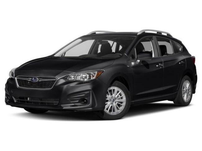 2018 Subaru Impreza 5Dr Sport CVT Hatchback