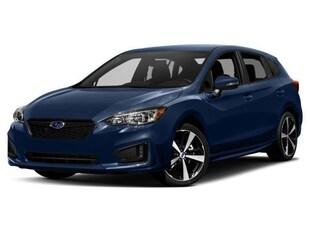 2018 Subaru Impreza Sport-tech Hatchback