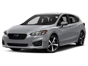 2018 Subaru Impreza Sport-tech w/EyeSight Package Hatchback