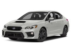 2018 Subaru WRX 4Dr 6sp Sedan