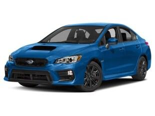 2018 Subaru WRX Sport-Tech Sedan
