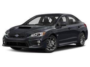 2018 Subaru WRX Sport Manual