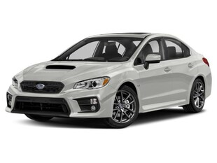 2018 Subaru WRX Sport Sedan