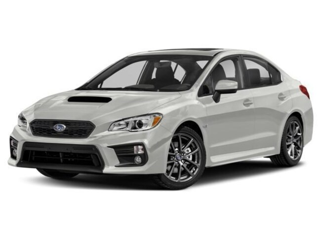 2018 Subaru WRX Sport-tech Manual Sedan
