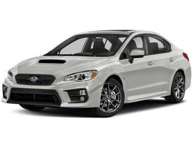 2018 Subaru WRX Sport-tech Manual Sedan