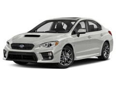 2018 Subaru WRX Sport-tech Manual w/RS Pkg Sedan