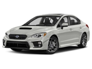 2018 Subaru WRX Sport-tech Manual w/RS Pkg