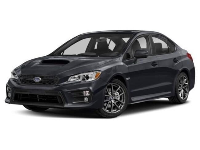 2018 Subaru WRX Sport-tech CVT w/EyeSight Pkg Sedan