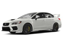 2018 Subaru WRX STI 4Dr 6sp Sedan