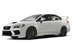 2018 Subaru WRX STI 4Dr Sport-Tech Pkg w/ Wing Spoiler 6sp Sedan