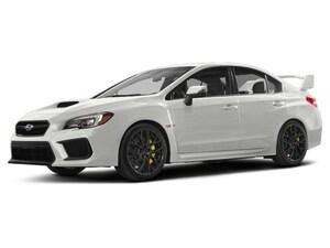 2018 Subaru WRX STI WRXSTI SPORTECH WING