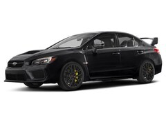 2018 Subaru WRX STI STI Sport-tech Manual w/Lip Spoiler Sedan