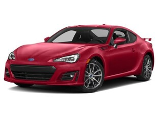 2018 Subaru BRZ Sport-tech Coupe