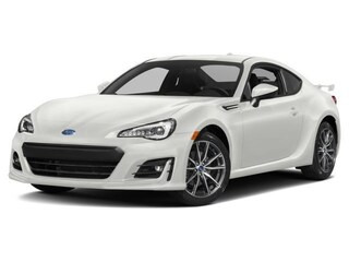 2018 Subaru BRZ Sport-tech RS Manual Coupe
