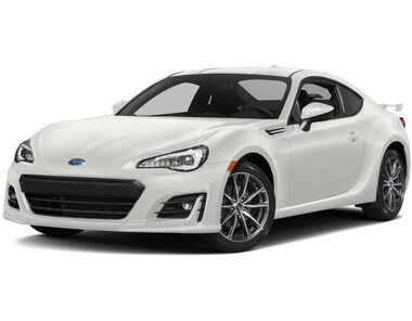 2018 Subaru BRZ Sport-tech RS Coupe