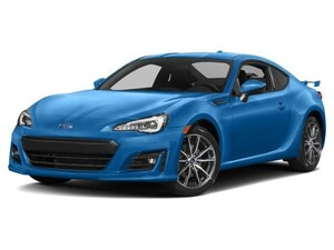 2018 Subaru BRZ MT SPORT TECH RS