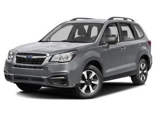 2018 Subaru Forester 2.5I 6MT SUV