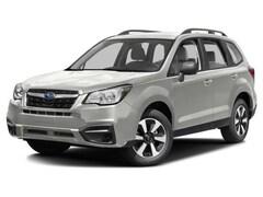 2018 Subaru Forester 2.5i 6sp