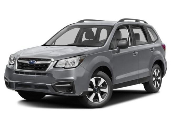 2018 Subaru Forester 2.5I AT SUV