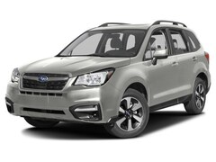2018 Subaru Forester 2.5i Convenience CVT